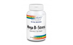 Solaray Mega B-stress 120 hylki