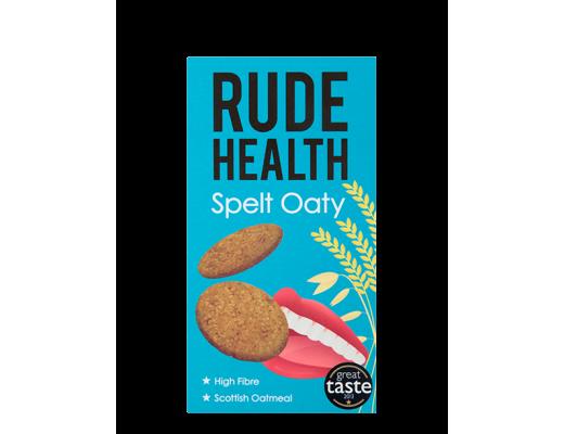 Rude Health Spelt Oaty kex 200 gr.