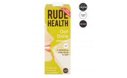 Rude Health hafradrykkur 1 líter