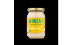 Bonsan Organic Garlic Aioli 235 gr.