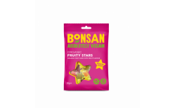 Bonsan Organic Fruity Stars hlaup 50 gr.