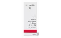 Dr. Hauschka Lemongrass Vitalising Body Milk #ferðastærð 30 ml.