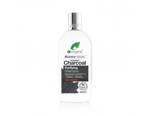 Dr. Organic Charcoal Shampoo 265 ml.