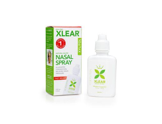 Xlear nefúði með xylitol 22 ml.