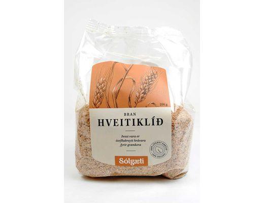 Sólgæti Hveitiklíð 500 gr.