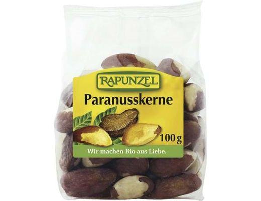 Rapunzel Brasilíuhnetur 100 gr.