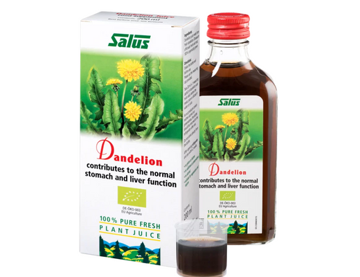 Salus Floredix Dandelion Plant Juice 200 ml.