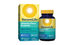Renew Life Ultimate Flora Men's Complete 90 billion 30 hylki