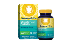 Renew Life Ultimate Flora Probiotics 100 billion 30 hylki