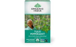 Organic India TULSI PEPPERMINT 25 tepokar