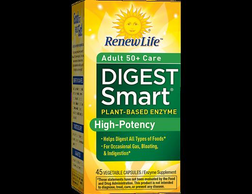 Renew life Digest smart Senior 45 hylki