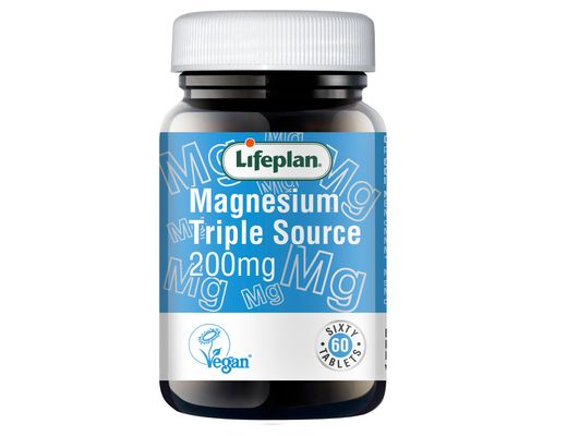 Lifeplan Triple magnesium 60 töflur