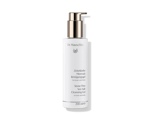 Dr. Hauschka Stone Pine Sea Salt Cleansing gel 200 ml.