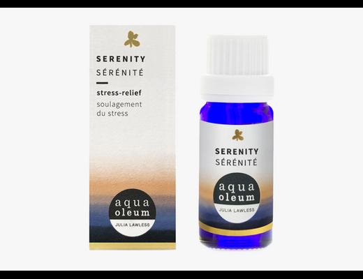 Aqua Oleum Serenity ilmkjarnaolía 10 ml.