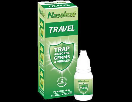 Nasaleze Travel vírus og bakteríuvörn