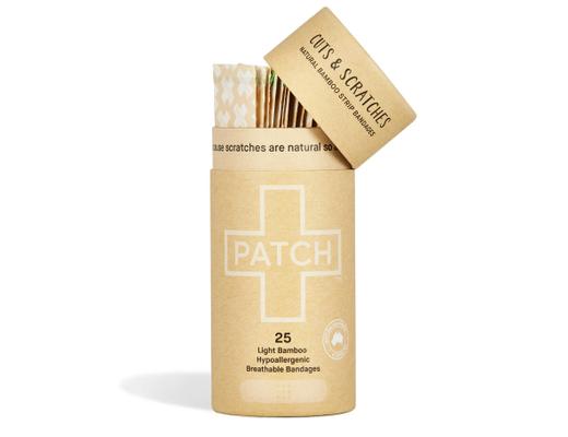PATCH bambusplástur 25 stk.