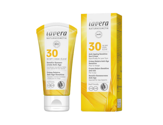 Lavera Anti Ageing  Sun Cream 50 ml.