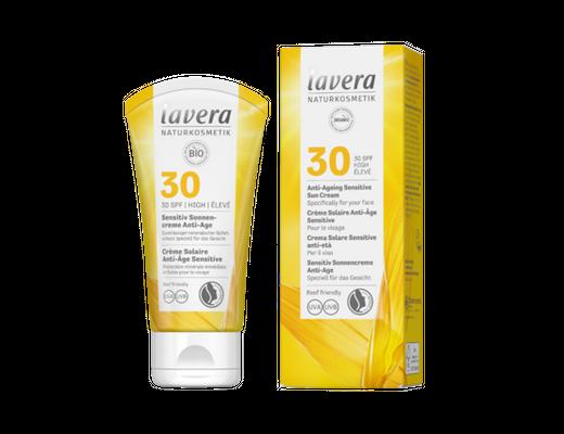 Lavera Anti Ageing  Sun Cream 50 ml.