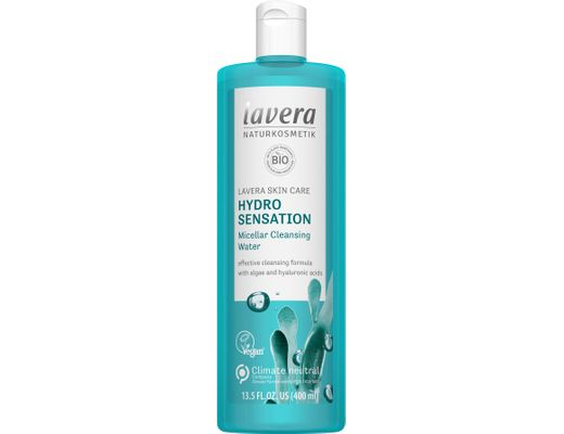 Lavera Hydro Sensation  Micellar Cleansing Water 400 ml.