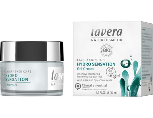 Lavera Hydro Sensation Gel Cream 50 ml.