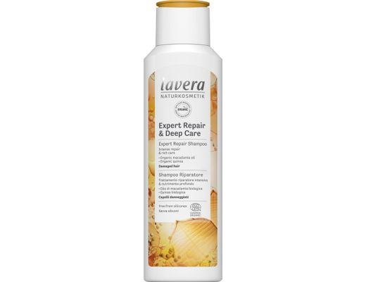 Lavera Expert Repair & Deep Care sjampó 250 ml.