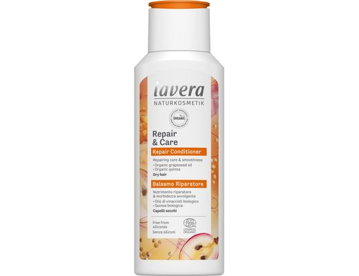 Lavera Repair & Care hárnæring 200 ml.
