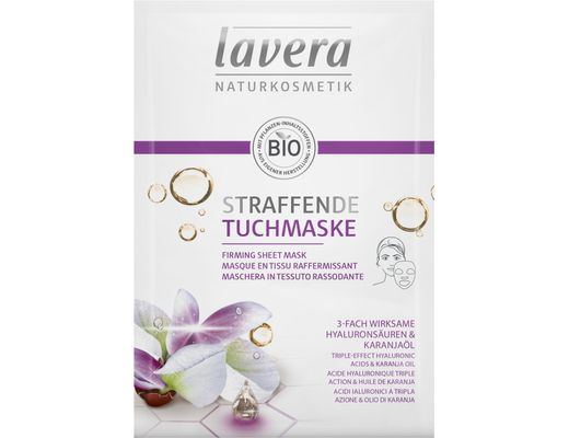 Lavera Firming Sheet Mask  21ml