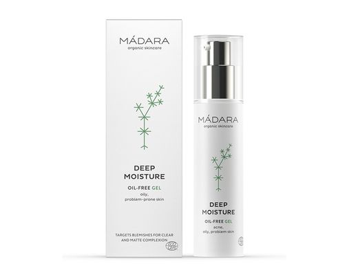 Mádara Deep Moisture Gel 50 ml.