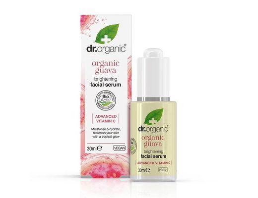 Dr. Organic Guava andlitsserum 30 ml.