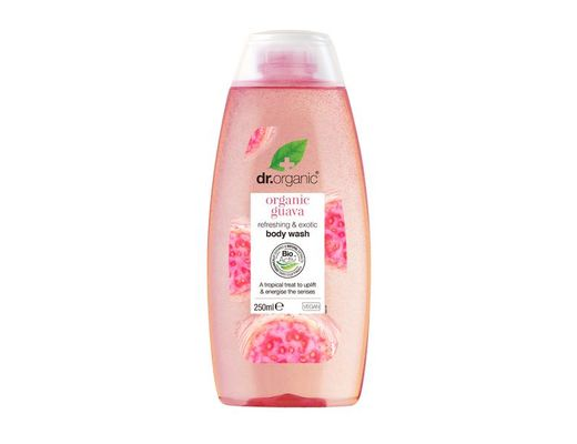 Dr. Organic Guava Body wash 250 ml.