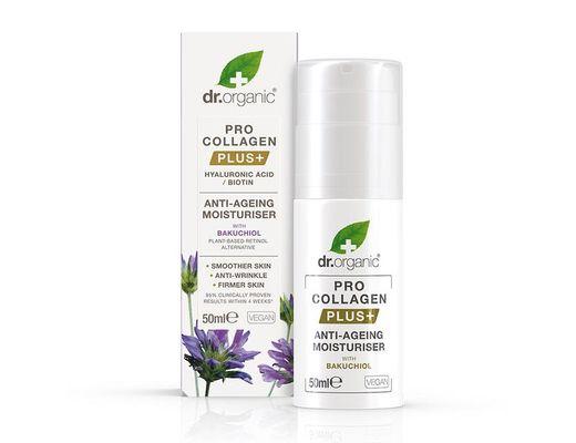 Dr. Organic Pro Collagen Plus+ Anti Aging Bakuchiol 50 ml.