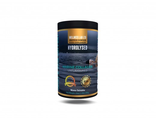 Wellness Lab Marine Collagen 454g