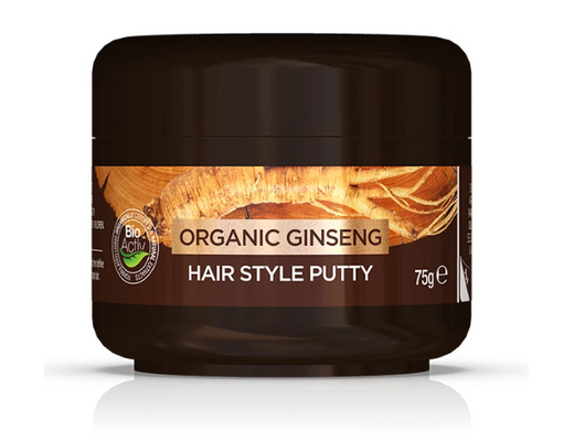 Dr. Organic MEN Ginseng Hair Style Putty 75 gr