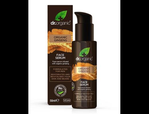 Dr. Organic MEN Ginseng Face Serum 50 ml.