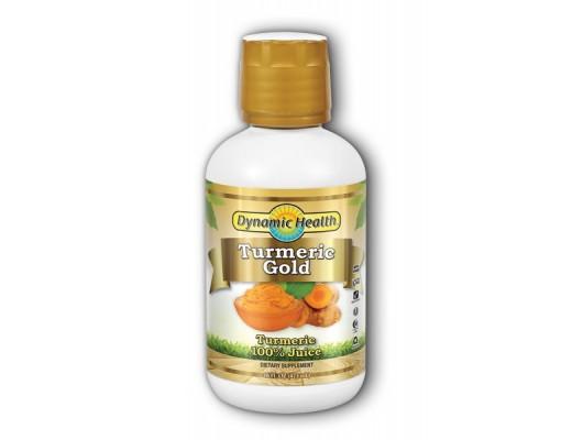 Dynamic Health Turmeric Gold  436 ml.
