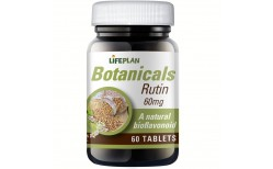 Lifeplan Botonicals Rutin  60mg, 60 töflur