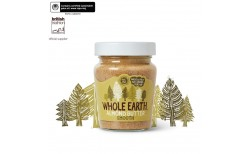 Whole Earth möndlusmjör (Smooth) 227gr.