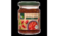 Bio Zentrale Sambal Oelek spicy paste 125 gr.