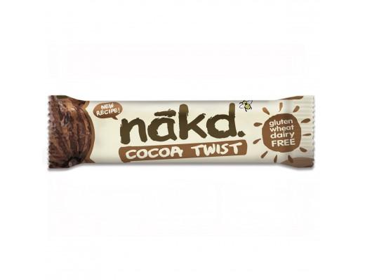 Nakd Cocoa Twist 35 gr.