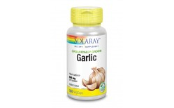Solaray Garlic 600mg, 100 hylki