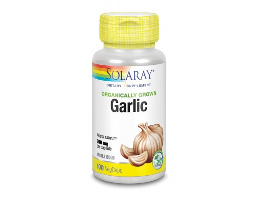 Solaray Garlic 100 hylki