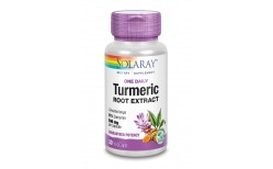 Solaray Turmeric Root extract 30 hylki