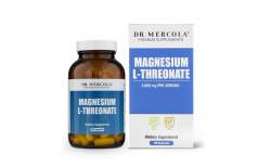 Mercola magnesíum L-Threonate 90 hylki