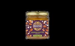 Biona Organic möndlusmjör 250 ml.