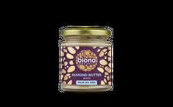 Biona Organic möndlusmjör án hýðis 170 gr.