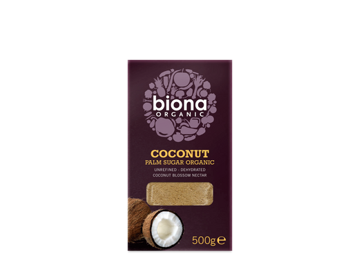 Biona Organic Coconut Palm Sugar 500 gr.