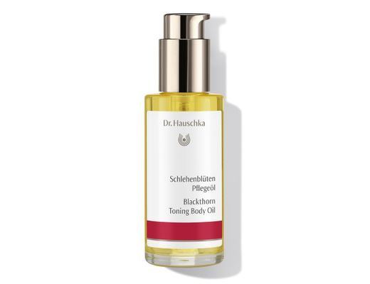 Dr. Hauschka Blackthorn toning body oil 75 ml.