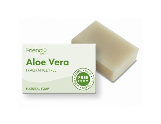 Friendly Aloe Vera sápa 95 gr.