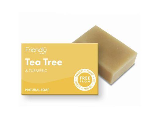 Friendly Tea Tree sápa 95 gr.