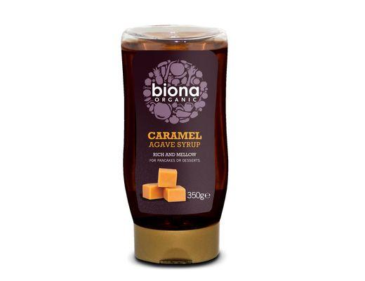 Biona Caramel síróp 350 gr.